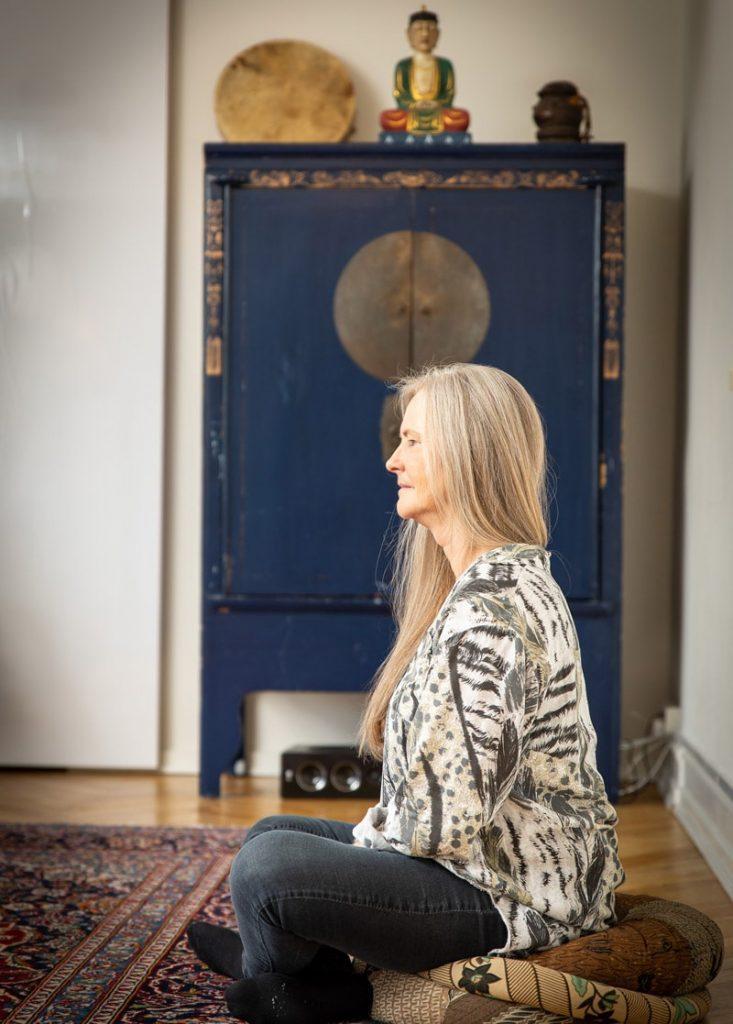 Meditation og healing